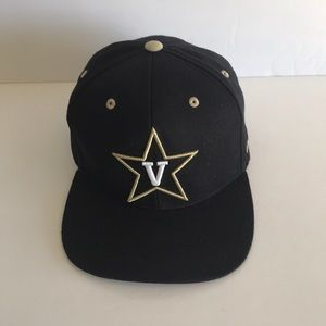 Vanderbilt Pre Owned SnapBack Hat reconditioned